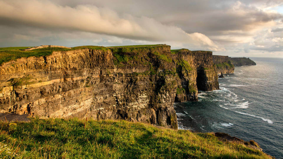 cliffs of mother county clare