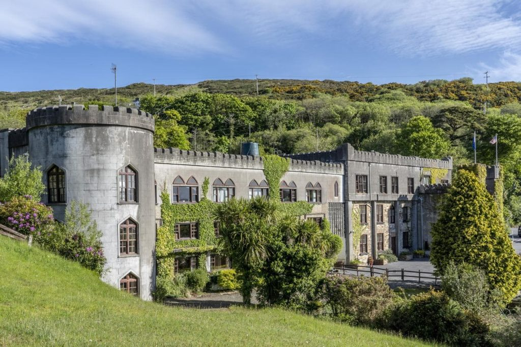 irish castle hotel