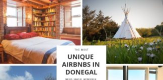 best airbnb donegal