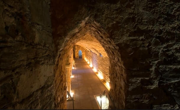 Inside Waterford's Medieval Museum