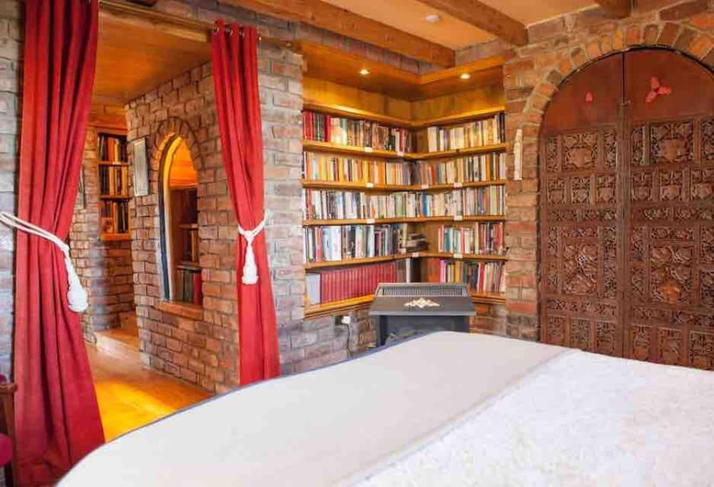 airbnb on inch island