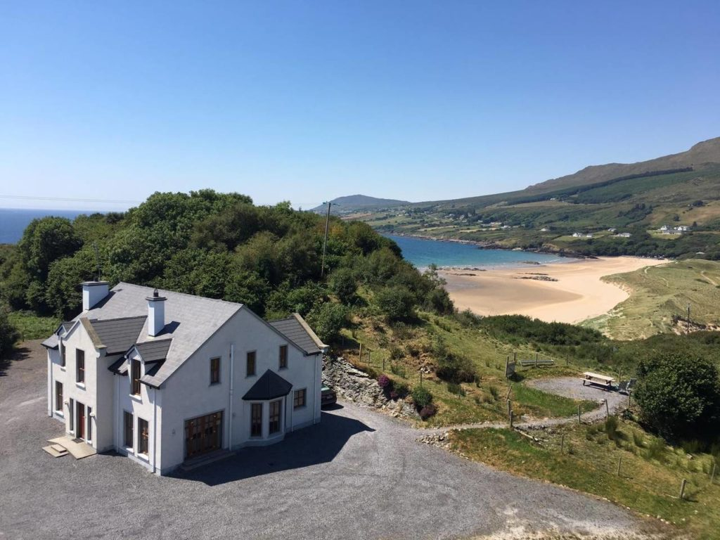 beach house donegal