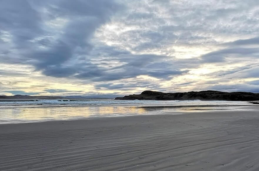 marble hill beach donegal