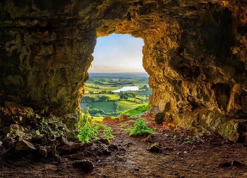 Caves of Keash sligo