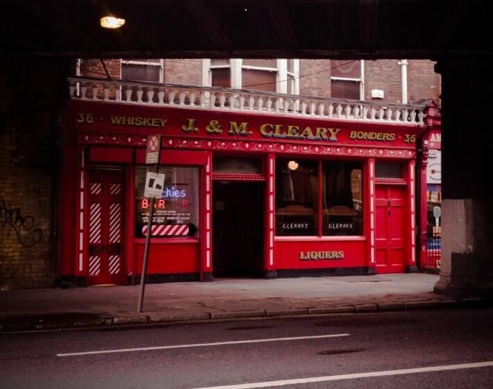 guinness Cleary's pub dublin