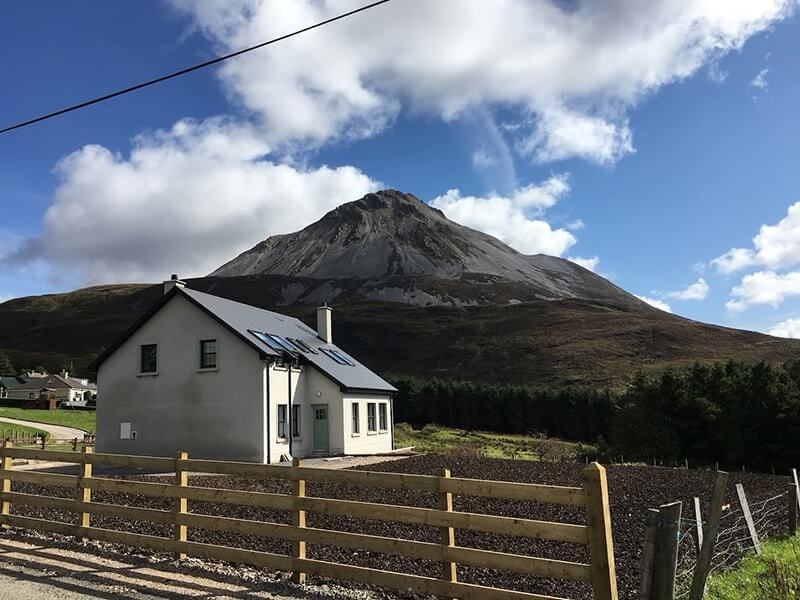 airbnb mount errigal house