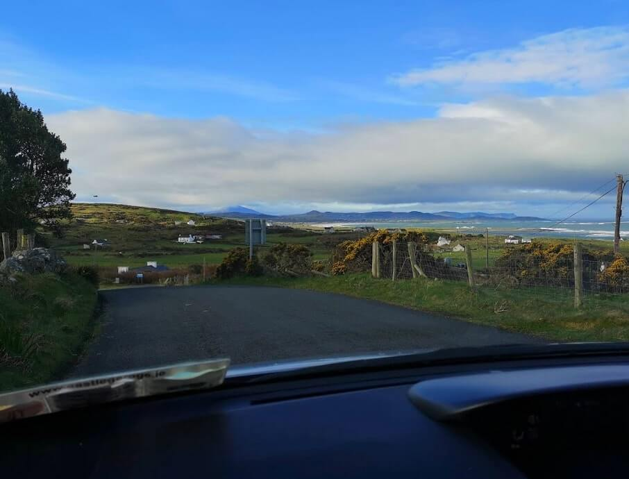 wild atlantic way donegal drive