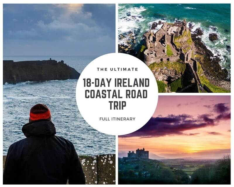 ireland itinerary 10 days guide