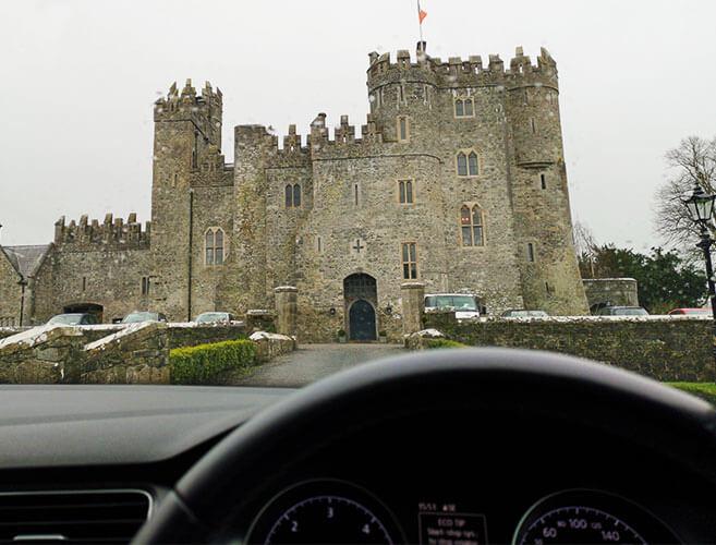 kilkea castle kildare