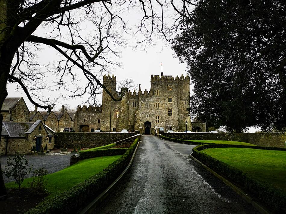 kilkea castle kildare review
