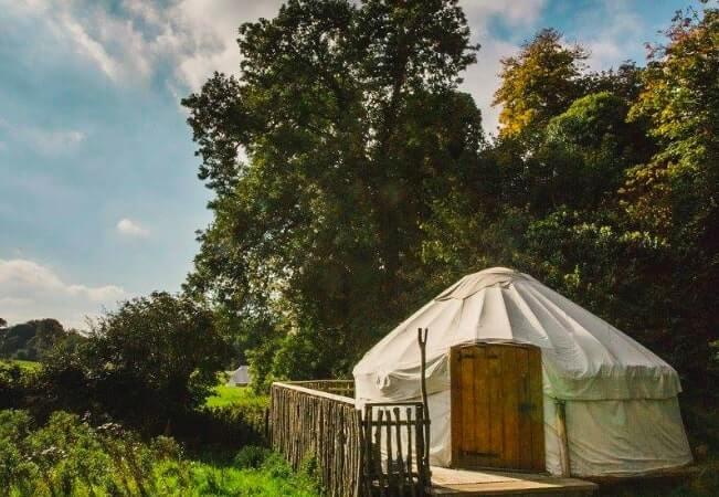 rock farm camping