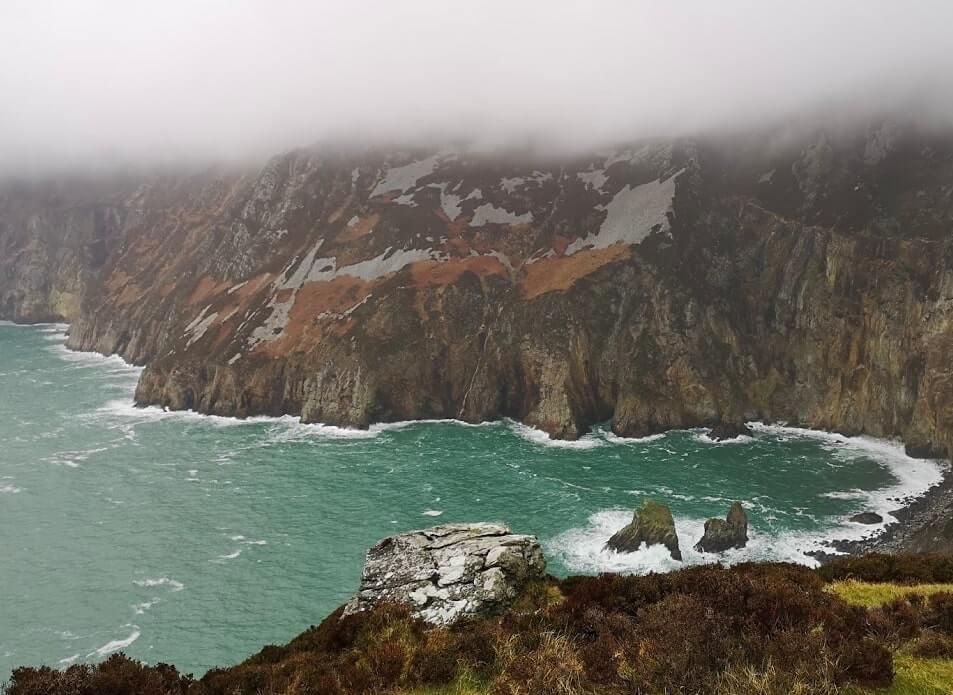 The Slieve League Cliffs