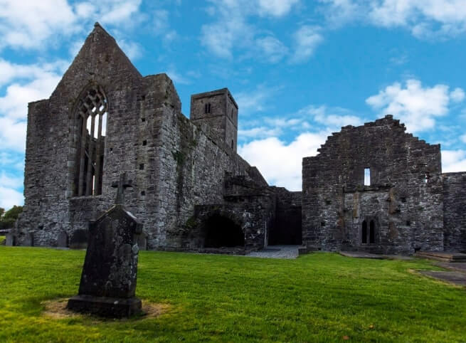 Sligo Abbey Tour