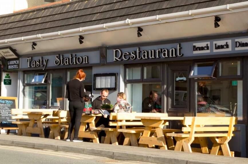 tasty station Lahinch
