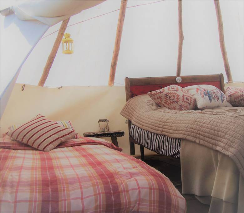 donegal yurt