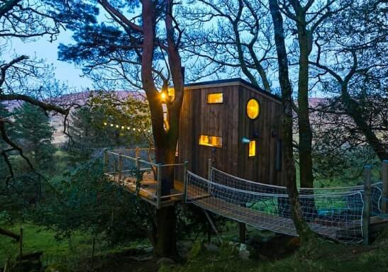 You Can Rent This Donegal Treehouse For A Week This Summer For €261 Per Person | The Irish Road Trip
