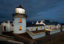 clare island lighthouse mayo