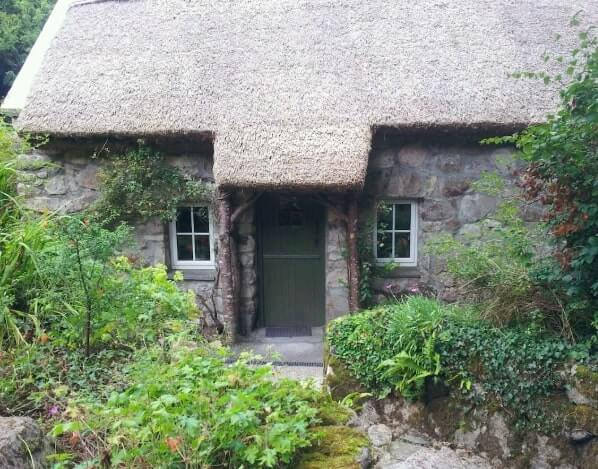 pre famine cottage galway