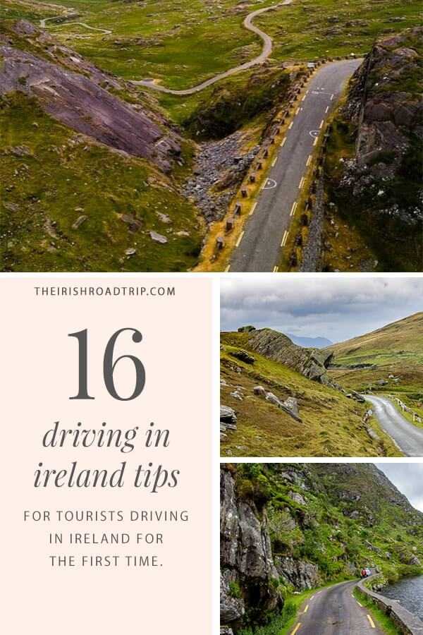 driving in ireland for tourists advice