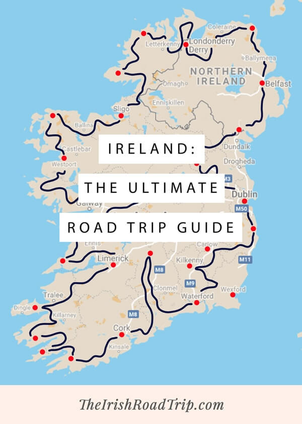 ireland road trip blog