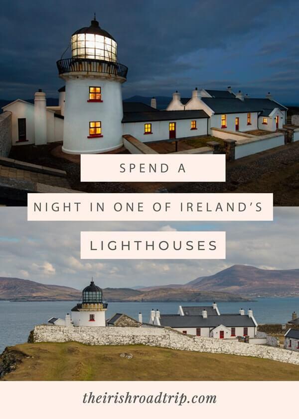 lighthouse accomodation ireland