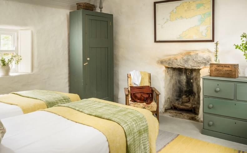 lost cottage bedrooms