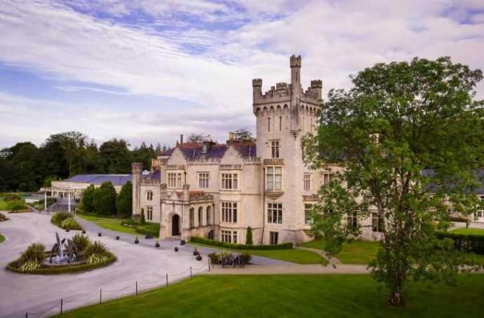 lough eske castle reviews