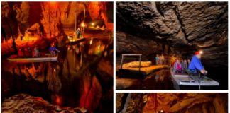 Marble Arch caves ireland