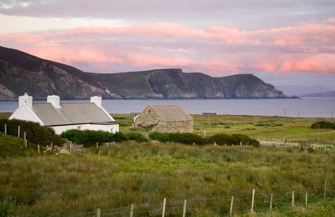 mayo Ireland beach