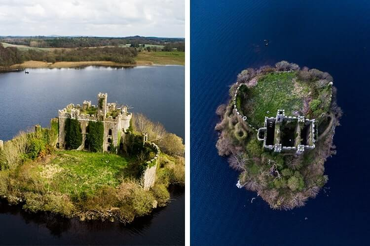 mcdermott's castle in roscommon