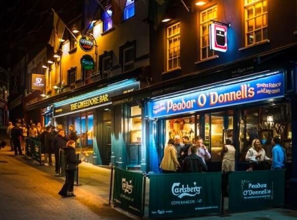 Peadar O'Donnell's derry