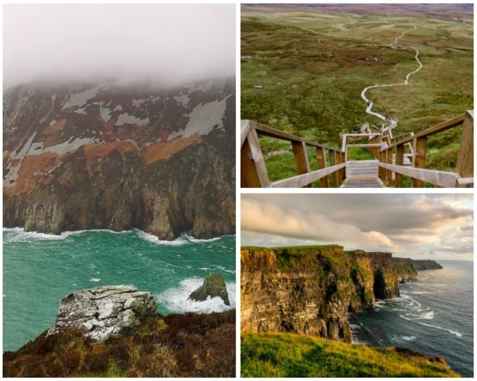 weekend road trips ireland