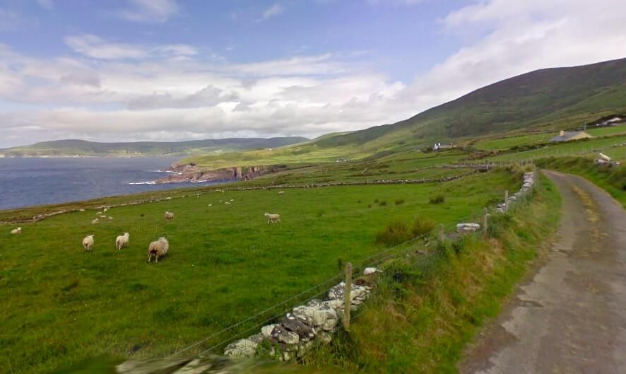 skellig ring drive county kerry