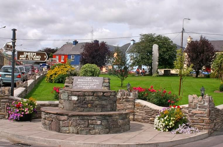 sneem village kerry