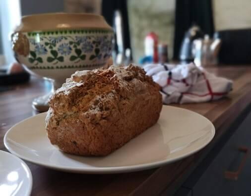 tubbrid castle brown bread