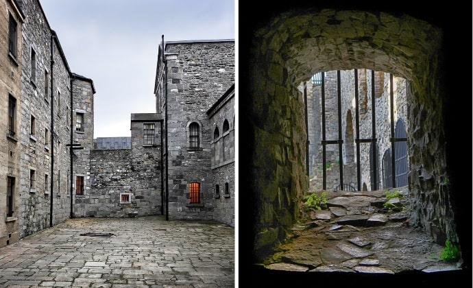 visiting kilmainham jail