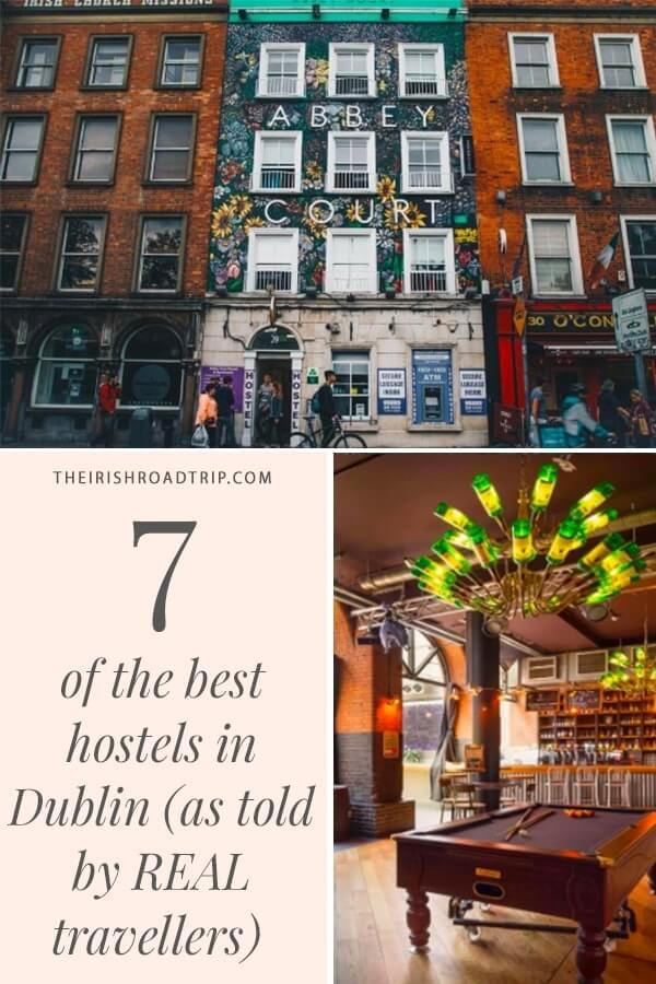 dublin hostel blog