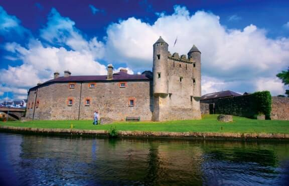 castles in northern Ireland to visit