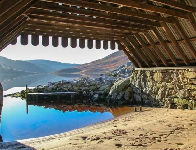luggala boathouse