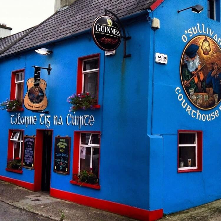 o'sullivan's pub in dingle