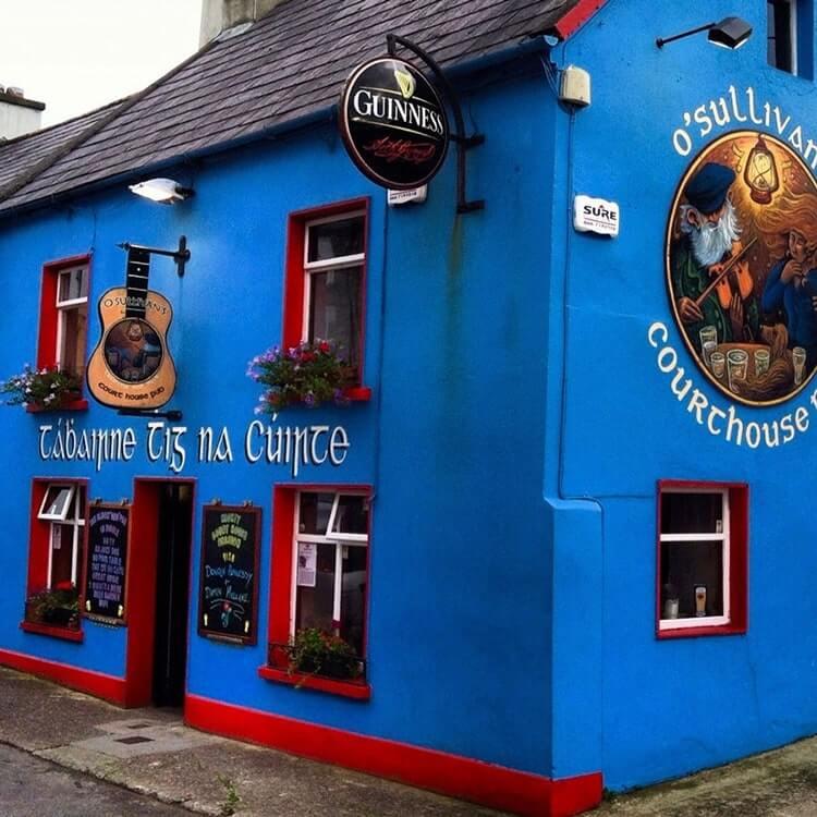o'sullivan's pub in dingle