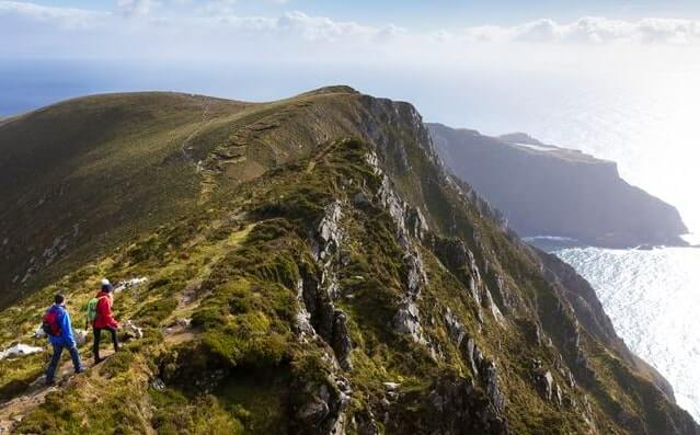 slieve league cliffs photo