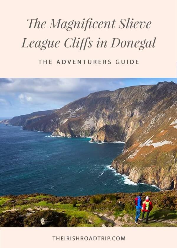 Amazing - shame about toilets - Slieve League, Carrick Traveller Reviews - TripAdvisor