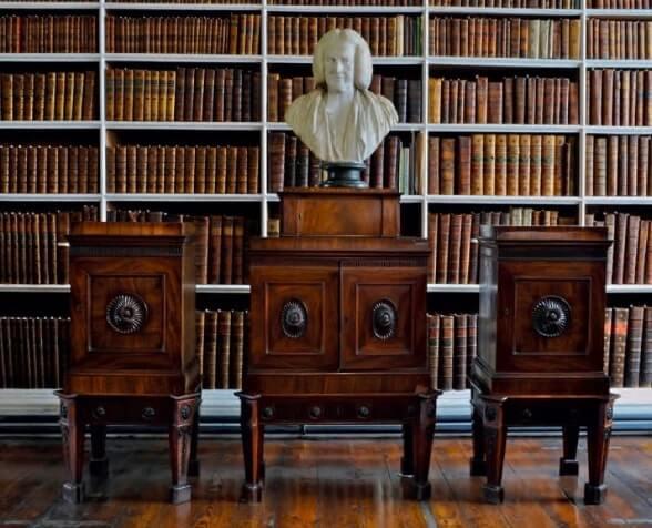 robinson library armagh