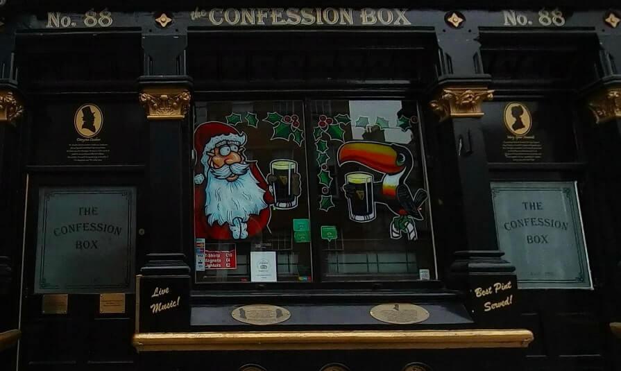 confession box dublin