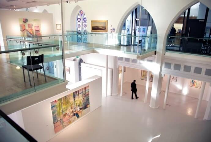 Highlanes Municipal Art Gallery drogheda