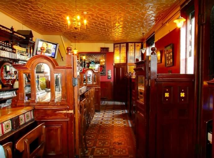 McConville's bar portadown
