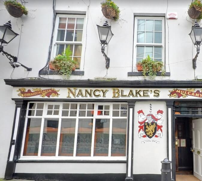 nancy blakes limerick