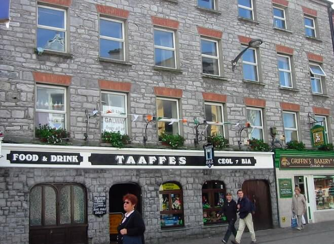 taffes bar in galway