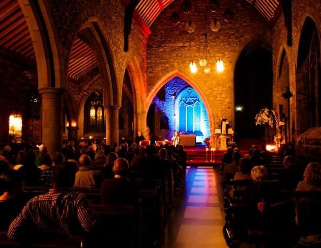 the black abbey kilkenny